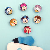 迪士尼小鯊魚夾 髮夾 正版授權 迪士尼公主 卡通《生活美學》