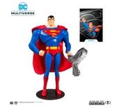 正版 麥法蘭 DC MULTIVERSE 超人 動畫Ver 可動公仔 擺飾 公仔 COCOS FG680