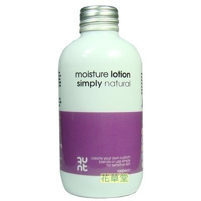 NT 無香基底保濕乳液 100ml。Moisture Lotion。Naturally Thinking