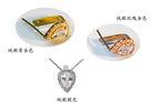 ☆ Silver shop ☆╯ 純銀 任選 水滴 U型 玉墜頭 配件 單個[ spp 016 ]