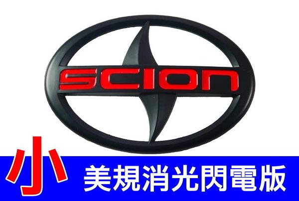 豐田 SCION 美規 燻黑 消光版 LOGO ALTIS PREVIA WISH CAMRY AE86 12x8.2