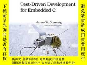 二手書博民逛書店Test罕見Driven Development For Embedded CY364682 James W.