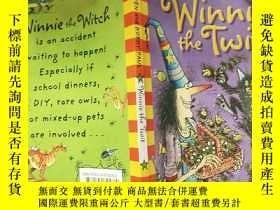 二手書博民逛書店winnie罕見the twit 小妞溫 妮Y200392