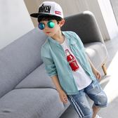 防曬衣 兒童裝男童夏季防曬衣韓版透氣超薄款防紫外線潮男孩外套