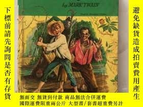 二手書博民逛書店Huckle-berry罕見FinnY271477 MARK T