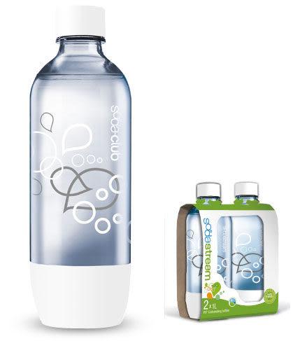 《原廠配件》Sodastream Jet / Genesis 氣泡水機 專用 寶特瓶 空瓶 (一組二入)