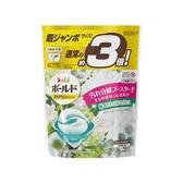 日本P&G 3D立體3倍洗衣凝膠球補充包-清新花園香