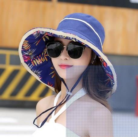 [協貿國際]  女士夏天戶外可折疊遮陽帽 (1入)