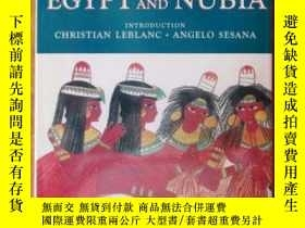 二手書博民逛書店Treasures罕見of Egypt and NubiaY34