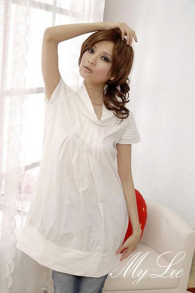 薇嘉雅 百折連衣裙9382
