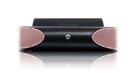【 SL  】★ Sony Ericsson MS410 原廠扣式喇叭座-粉色 ★ 這麼小的喇叭,就是有立體聲音效 ★★