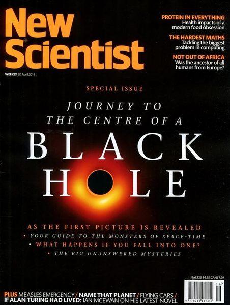 New Scientist 0420/2019 第3226期