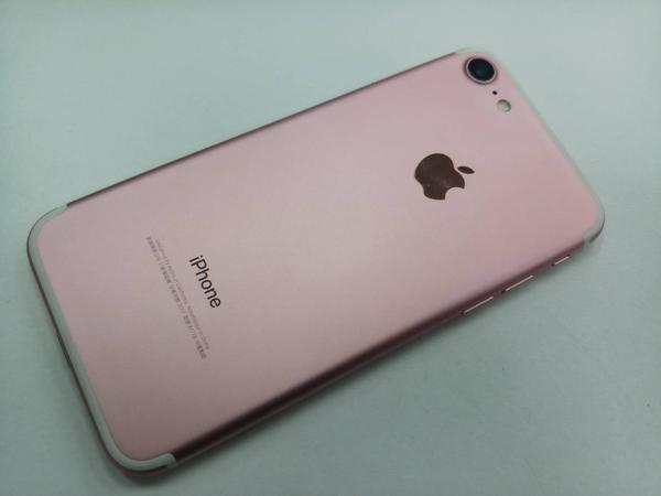 【福利機】Apple IPHONE 7 4.7吋 128G 玫瑰金