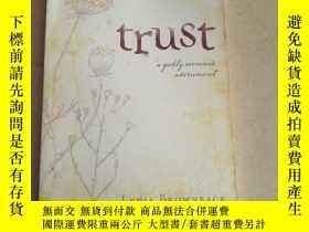 二手書博民逛書店Trust:罕見A Godly Woman s Adornmen