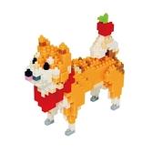 【Tico 微型積木】T-9406 柴犬