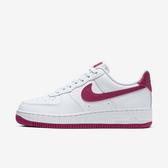 NIKE W AIR FORCE 1 07 [AH0287-107] 女鞋 運動 休閒 緩震 經典 穿搭 基本 白粉