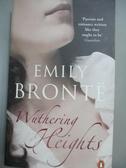 【書寶二手書T2/原文小說_JPU】Wuthering Heights_Emily Bronte