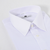 PIERRE BALMAIN 素面長袖襯衫A2-白