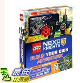[COSCO代購] W1271480 Lego 動手做玩具書 Lego Build Your Own Adventure