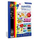 Color-Dance 彩之舞 HY-H20 A4 霧面膠質磁性貼紙 5張/包