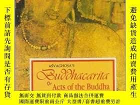 二手書博民逛書店Buddhacarita罕見Or Acts Of The Bud