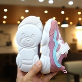 運動鞋 寶寶鞋兒童小熊鞋老爹鞋子春秋男童運動鞋潮網紅鞋女童鞋
