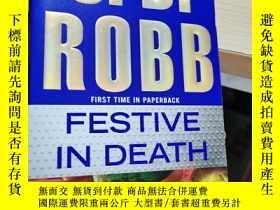 二手書博民逛書店Festive罕見in DeathY23037 Festive in Death Festive in Dea
