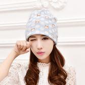 月子帽春秋款純棉產婦帽彩棉帽子坐月子用品孕婦夏季薄款產後頭巾 熊貓本