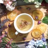 穿梭在和煦陽光下-柳橙玫瑰花茶 10入 (三角茶包) 【菓青市集】