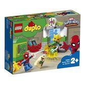 【LEGO樂高】DUPLO 蜘蛛人 vs. 電光人 #10893