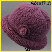毛線帽 帽子韓版針織帽盆帽毛線帽時裝帽