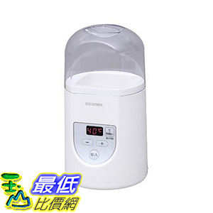 [106 東京直購] IRIS OHYAMA IYM-012-W 優格機 Yogurt Maker Premium with temperature control
