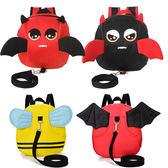 小孩子的兒童防走失背包帶牽引繩卡通可愛韓版1-3-6歲幼兒園男女