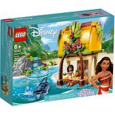 樂高積木 LEGO《 LT43183》迪士尼公主系列 - Moana's Island Home╭★ JOYBUS玩具百貨