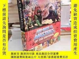 二手書博民逛書店HE-MAN罕見AND THE MASTERS OF THE UNIVERSE A Character Guide