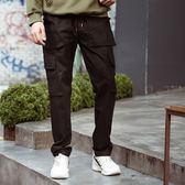 大口袋抽繩工作褲【XX-16117】(ROVOLETA)