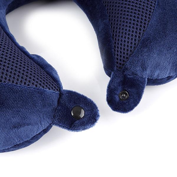 Samsonite 新秀麗 記憶頸枕 可收納 可拆洗 飛機枕 旅行枕 午睡枕 旅行出遊舒適方便 旅行配件 CO1