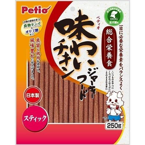 *WANG*日本PETIO《美味牛肉條/雞肉條》250G/包 狗零食 多種口味任選