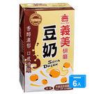 M-義美古早傳統豆奶250ml*6【愛買】