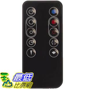 [9美國直購] Replacement Remote 遙控器 control 966538-01/966538-04 Compatible with Dyson Fan Hot+Cool Jet Focus AM09 (Black)