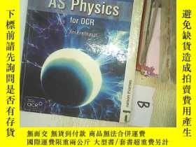 二手書博民逛書店Essential罕見AS Physics for OCR 作爲