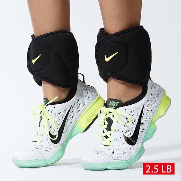 NIKE 瑜珈健身 腳踝加重器 2.5 LB/1.13 KG NEX00007OS 【樂買網】