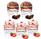 促銷到5月25日 C126800 Häagen-Dazs 哈根達斯冰淇淋 五入組