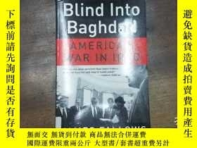 二手書博民逛書店Blind罕見Into BaghdadY270271 James