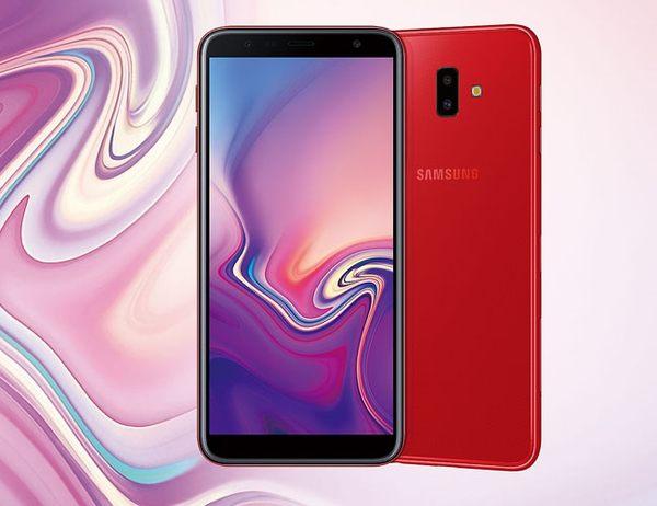 Samsung Galaxy J6+ J610 6吋雙卡雙待四核機【加送原廠旅充組+保貼~內附保護套】