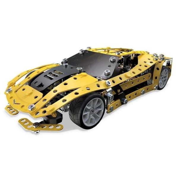 《 Meccano 》雪佛蘭跑車組╭★ JOYBUS玩具百貨