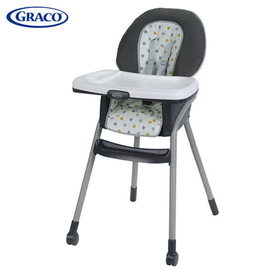 GRACO TABLE2TABLE™ 6 in 1 Highchair 成長型多用途餐椅-復古點