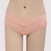 【瑪登瑪朵】S-Select  中腰寬邊三角萊克內褲(薔薇粉)(未滿3件恕無法出貨,退貨需整筆退)
