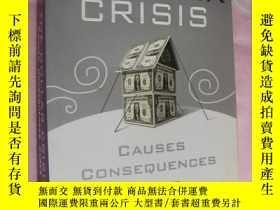二手書博民逛書店The罕見Dollar Crisis: Causes, Cons