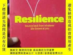 二手書博民逛書店Resilience:罕見Bounce Back from Wh